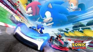 Team Sonic Racing Music - Team Adventure: Stage 3