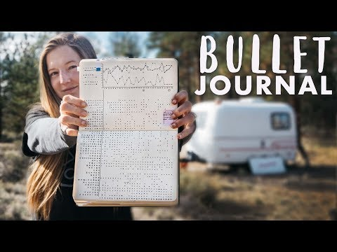 Minimalist Traveler's BULLET JOURNAL // What I've Learned from Tracking EVERYTHING