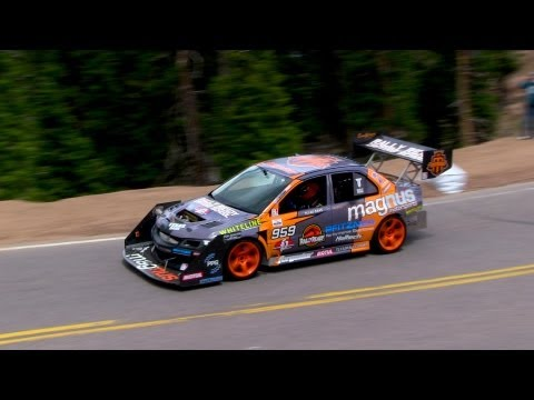 Pike's Peak International Hill Climb 2013 (Cars)