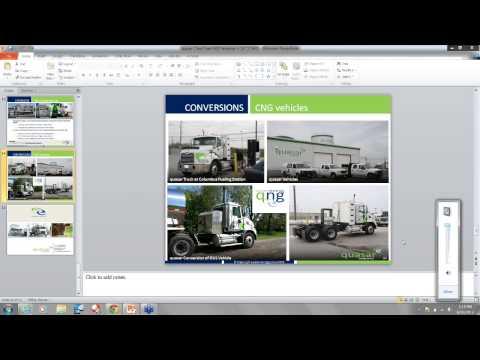 NGV Partnership Webinar Series: RNG, A Sustainable Fleet Fuel