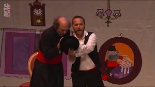 """Antonel Boldan - tenor is Pera tocilov in """"Friar Cira and Friar Spira"""" / Armel Opera Festival"""