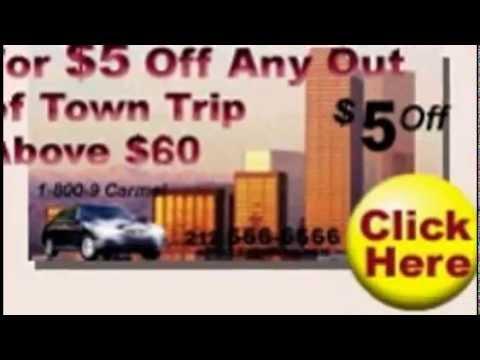 carmel limo coupon