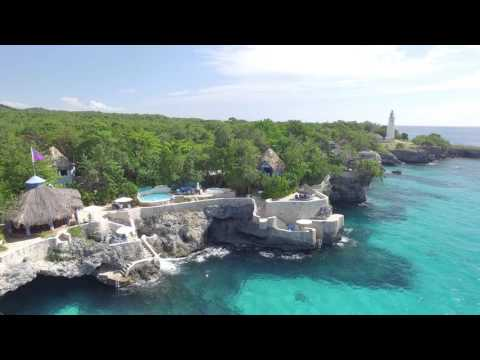 The Caves Hotel, Negril, Jamaica