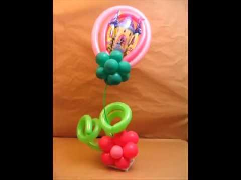 trang trí sinh nhật - bàn tiệc vui nhộn