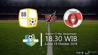 Download Video Jadwal Live Ochannel TV, Barito Putera Vs Perseru Serui di Liga 1 2018, Jumat Pukul 18.30 WIB MP3 3GP MP4