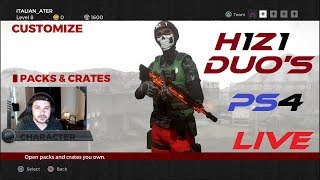 """H1Z1 """"Battle Royale"""" (PS4 Gameplay) 