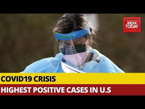 Covid19 Crisis: With More Than 1 Lakh Cases, US Tops The World
