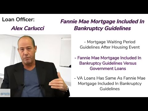 fannie-mae-mortgage-included-in-bankruptcy-guidelines