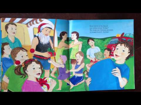 A Kiwi Jingle Bells by Yvonne Morrison and Deborah Hinde