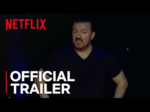 Ricky Gervais: Humanity    HD  Netflix