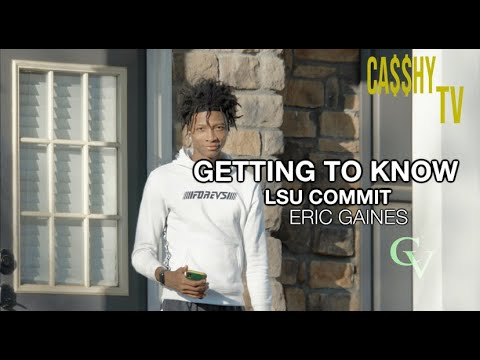 WHAT ABOUT Eric Gaines?