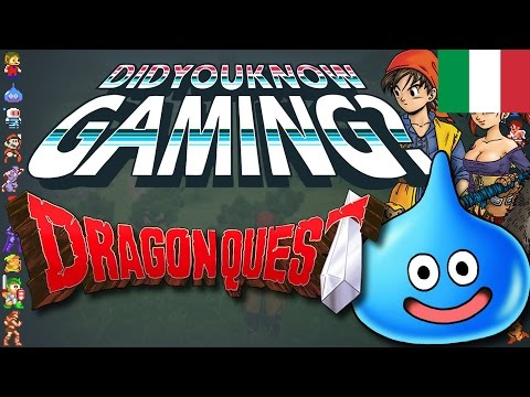 Make Dragon Quest - Did You Know Gaming? ITA feat. Marcus Kron Pics