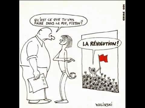 Evariste - La révolution (1969)