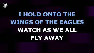Hero - Chad Kroeger feat. Josey Scott | Karaoke LYRICS