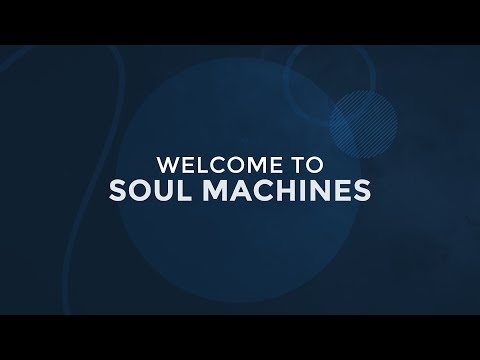 Soul Machines - Changing the Face of AI