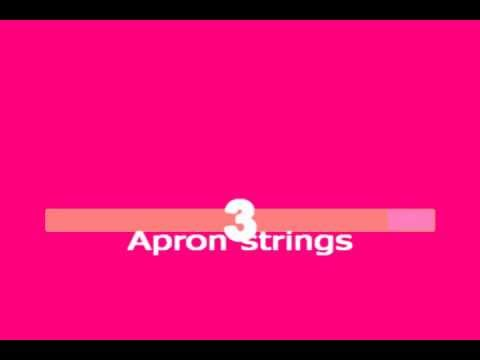 Apron Strings (karaoke) - in the style of Everything But the Girl