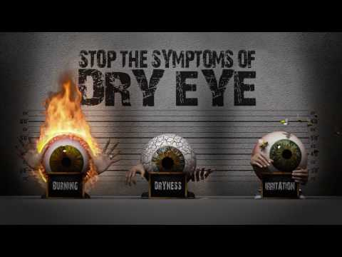 Stop the symptoms of dry eye - Refresh Ad