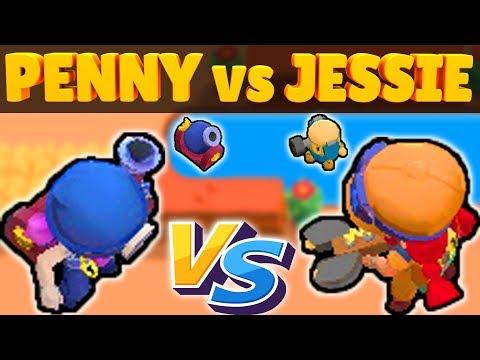 PENNY Vs JESSIE I 1 Vs 1 I 17 Evidence