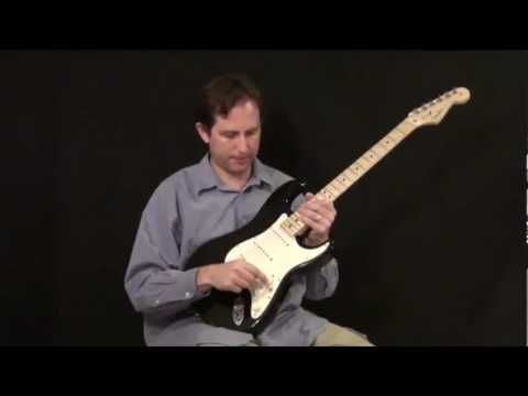 Part 1.4 - Beginner Guitar Course: Explaining The Parts Of An ...