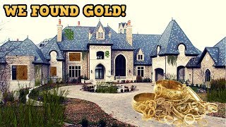 Jewelers Abandoned Mansion (Found GOLD Jewelry & Antiques!)