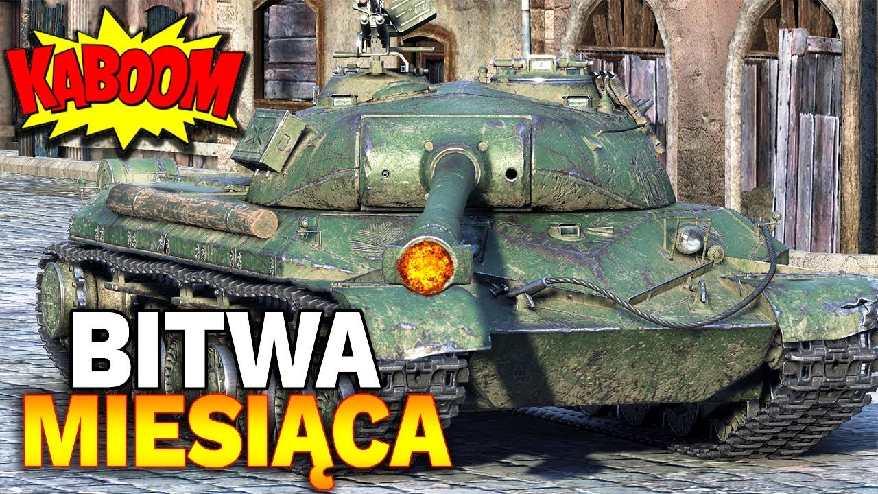 MOJA BITWA MIESIĄCA? – World of Tanks