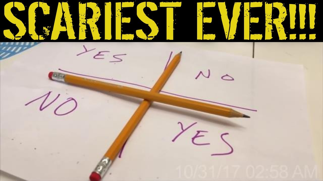 Download scariest ever Charlie Charlie pencil challenge