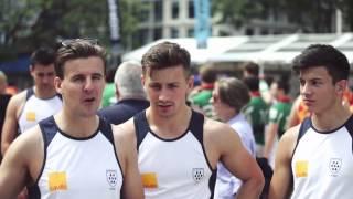 London Beach Rugby 2015