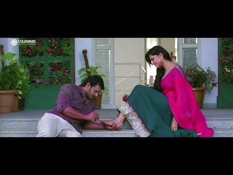 Prabhas Anushka's Romantic scene from Mirchi (Khatarnak Khiladi)