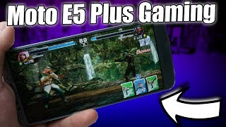 Moto E5 Plus Gaming Review | Is It Any Good?