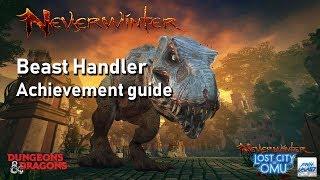 Neverwinter: Beast Handler achievement guide - Lost City of Omu