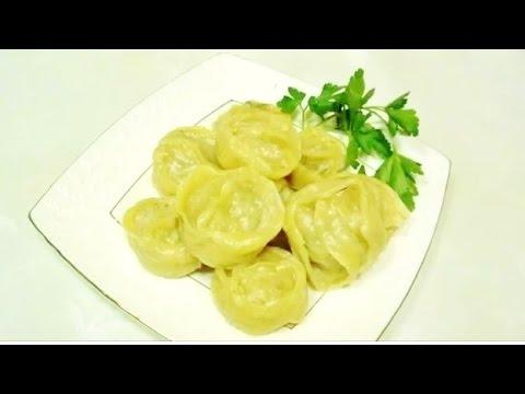 Готовим вареники с картошкой видео
