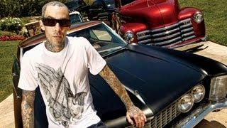 Travis Barker - The DUB Magazine Project