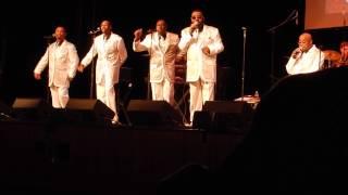"""Harold Winley's Clovers performing """"Devil or Angel"""" at Doo Wop Week..."""