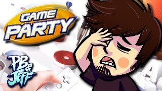 WORST WII MOTION CONTROLS?! - Game Party | Wii