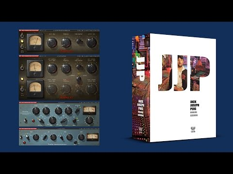 Producer/Engineer Jack Joseph Puig on the JJP Analog Legends