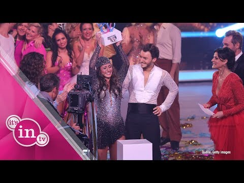 """Dancing on Ice""-Finale: Sarah Lombardi holt sich den Sieg"