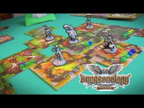 Dungeonology è MASTODONTICO | RECENSIONE