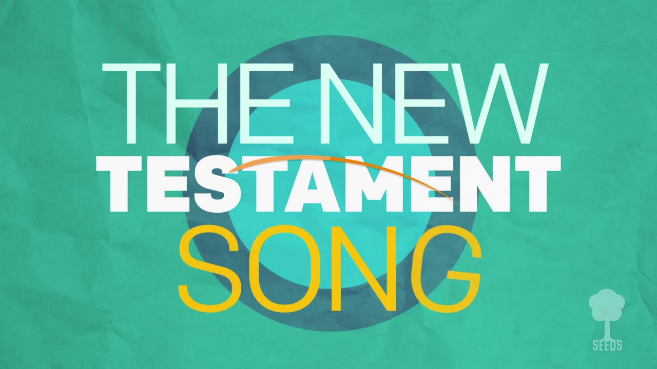 Books of the Bible Song (New Testament)