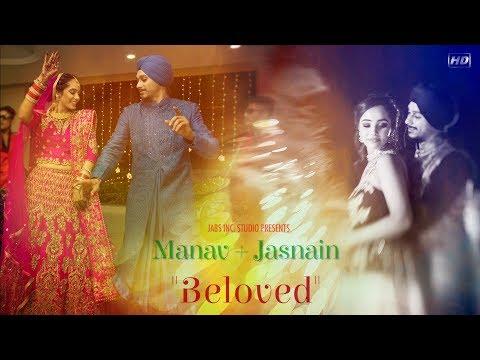 "Chennai Punjabi Wedding Film - ""Beloved"" Manav & Jasnain"
