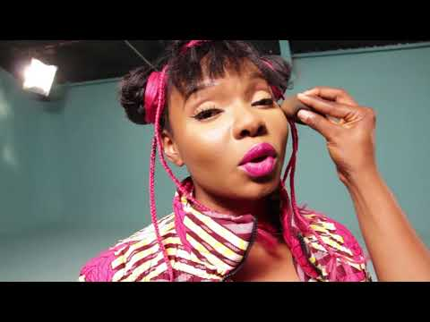 [Video] Yemi Alade – Knack Am + Charliee [B-T-S Video]