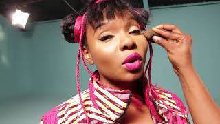 Yemi Alade - Charliee (Behind The Scenes) Video