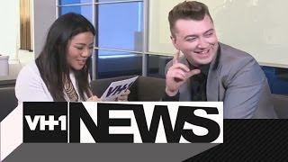 The Speed Interview: Sam Smith Reveals His Early Love For Britney Spears + Lambs! + VH1