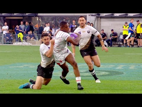 Best Of 2019 Rugby League World Cup 9s