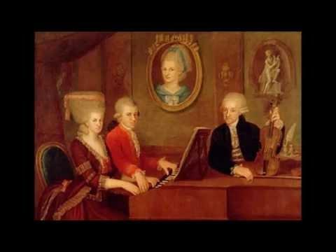 W. A. Mozart - KV 201 (186a) - Symphony No. 29 in A major