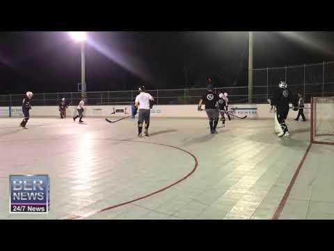Bermuda Ball Hockey At PCC, January 15, 2020