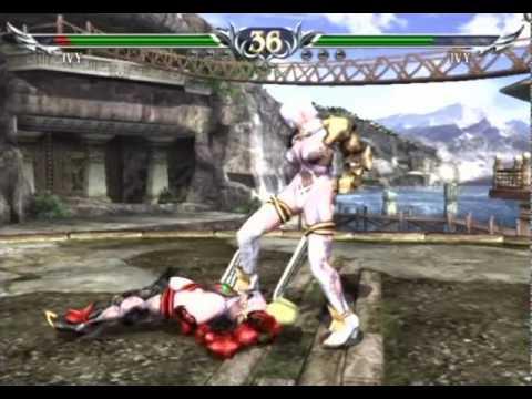 Soul Calibur III - Tekken Weapon Exhibitions #1 from YouTube · Duration:  9 minutes 37 seconds