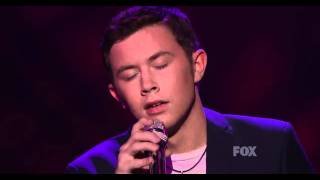 Scotty McCreery - She Believes In Me - Top 3 - American Idol 2011 - 05/18/11
