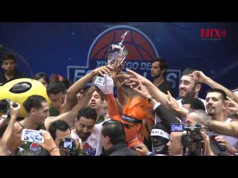 Mexicanos ganan a Extranjeros Juego de Estrellas baloncesto nacional