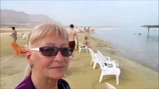 Путешествия. Израиль. Мёртвое море в Израиле. Моя поездка на Мёртвое море(Путешествия. Израиль. Мёртвое море в Израиле. Моя поездка на Мёртвое море в марте 2016. В Мёртвом море можно..., 2016-06-09T11:17:53.000Z)