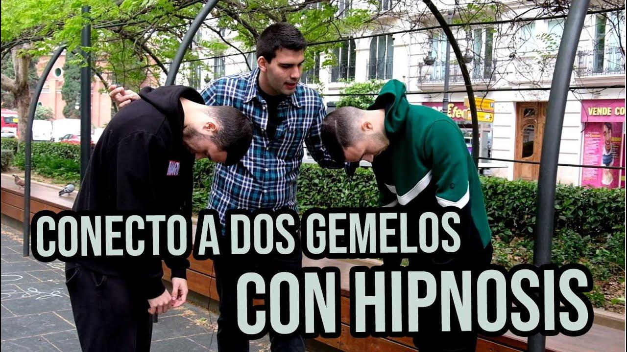 Hipnosis   HIPNOTIZO Y CONECTO A DOS GEMELOS [Arnau SR]